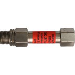 Обратный клапан ОК-2П-01-0.3 ТУ3645-045-05785477-2003 / 11731